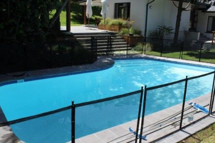 Constantia, Pool Renovation