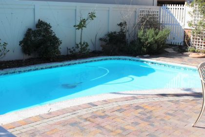 Pool Renovation, Pinelands