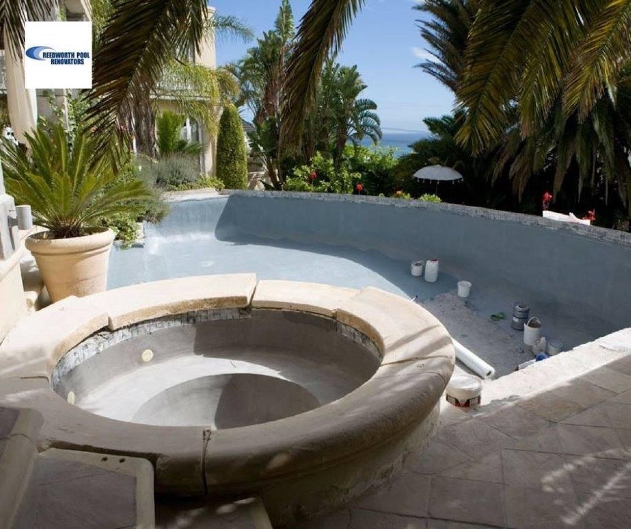 Inverness New-fibreglass-lining-for-infinity-swimming-pool-existing-pool-coping-and-the-pool-and-jacuzzi-was-removed-and-discarded