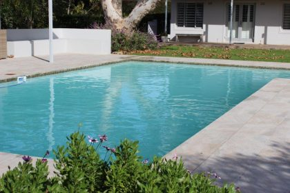 Pool Renovation, Constantia