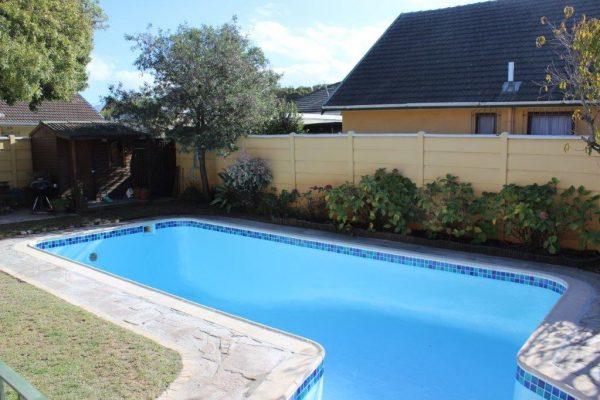 Constantia Pool Renovation Coping & Tiling