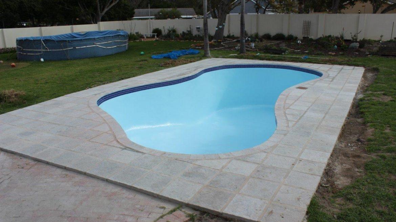 Constantia, Coping & Tiling Swimming Pool Blue Finishing Coat