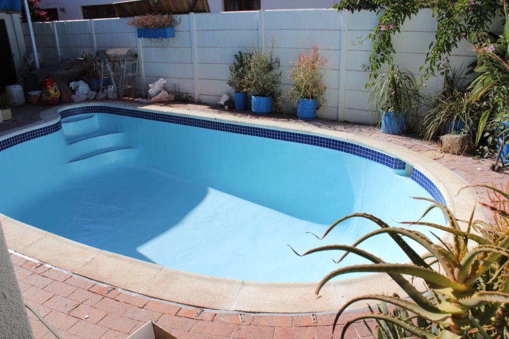 Small Pool Fibreglass Lining Edgemead