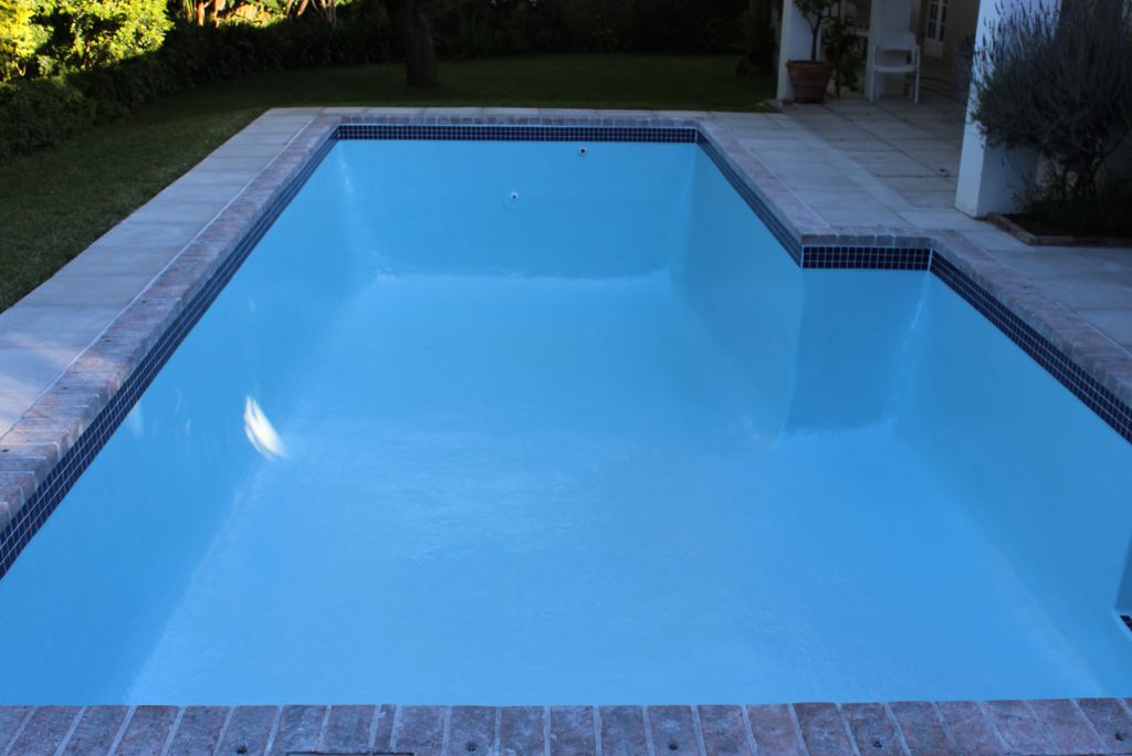 Constantia pool renovation by Reedworth pools
