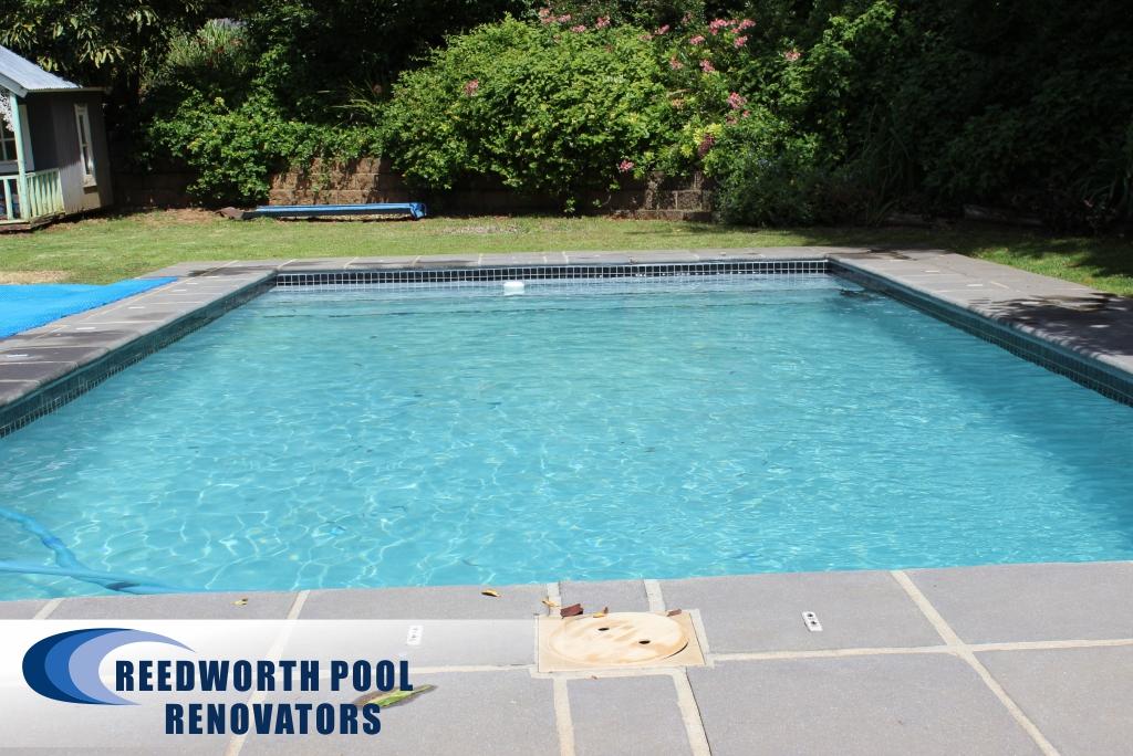 Steenberg pool renovation by reedworth pools