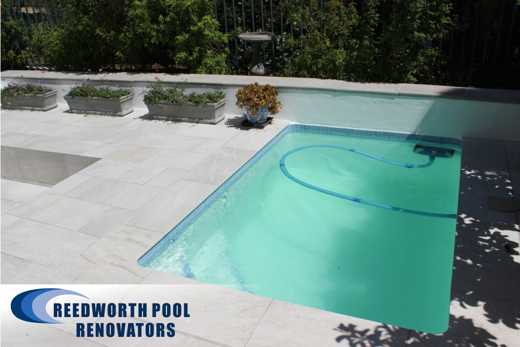 Small Pools, Steenberg pool renovation